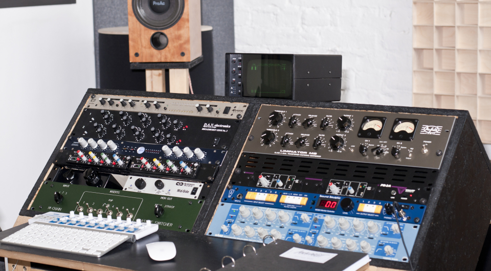 Analogcut Mastering Equipment