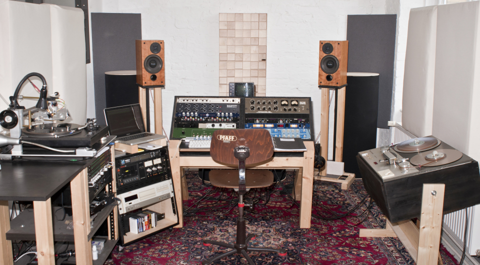 Analogcut Mastering Studio Wide
