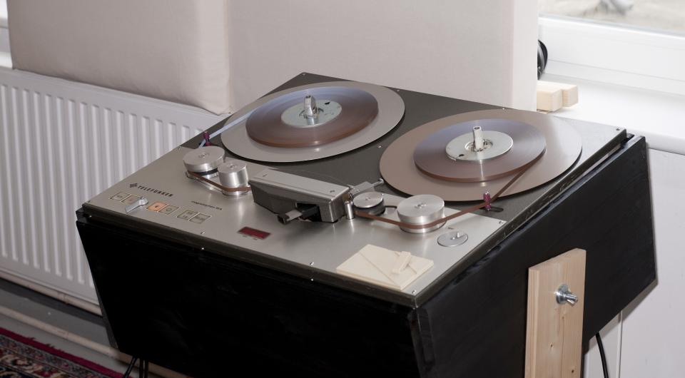 Analogcut Telefunken M15a Tape Mastering