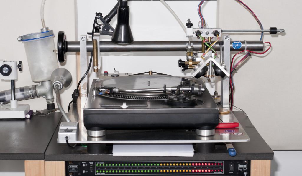 Analogcut Vinylrecorder T560 Vinyl Dubplate