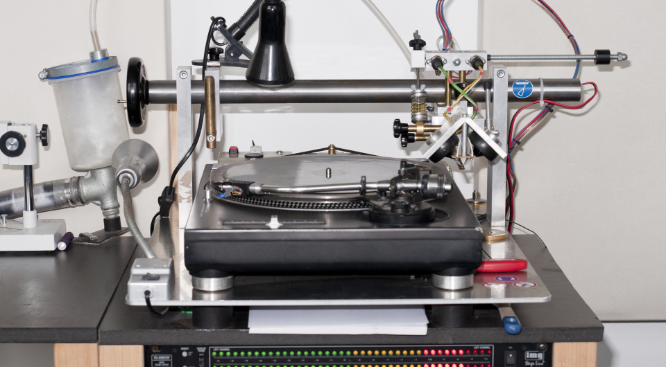 Analogcut Vinylrecorder T560 Dubplate
