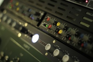 Analogcut Mastering - Outboard Detail